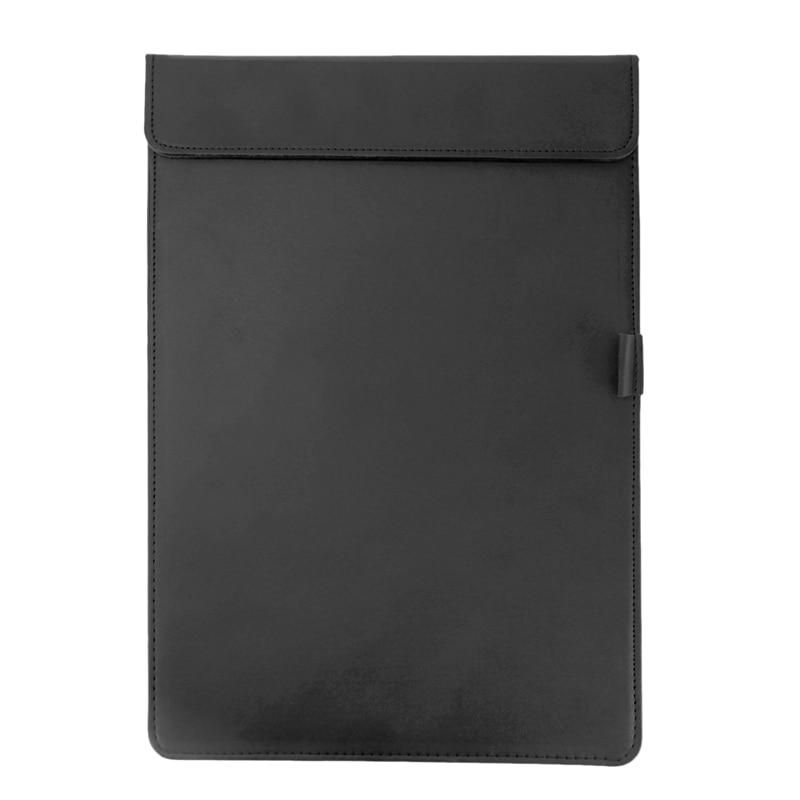 A4 Clipboard File Folder Stationary Board Hard Board Writing Plate Clip Document Bag File Folder Clipboard Report Office Supplie