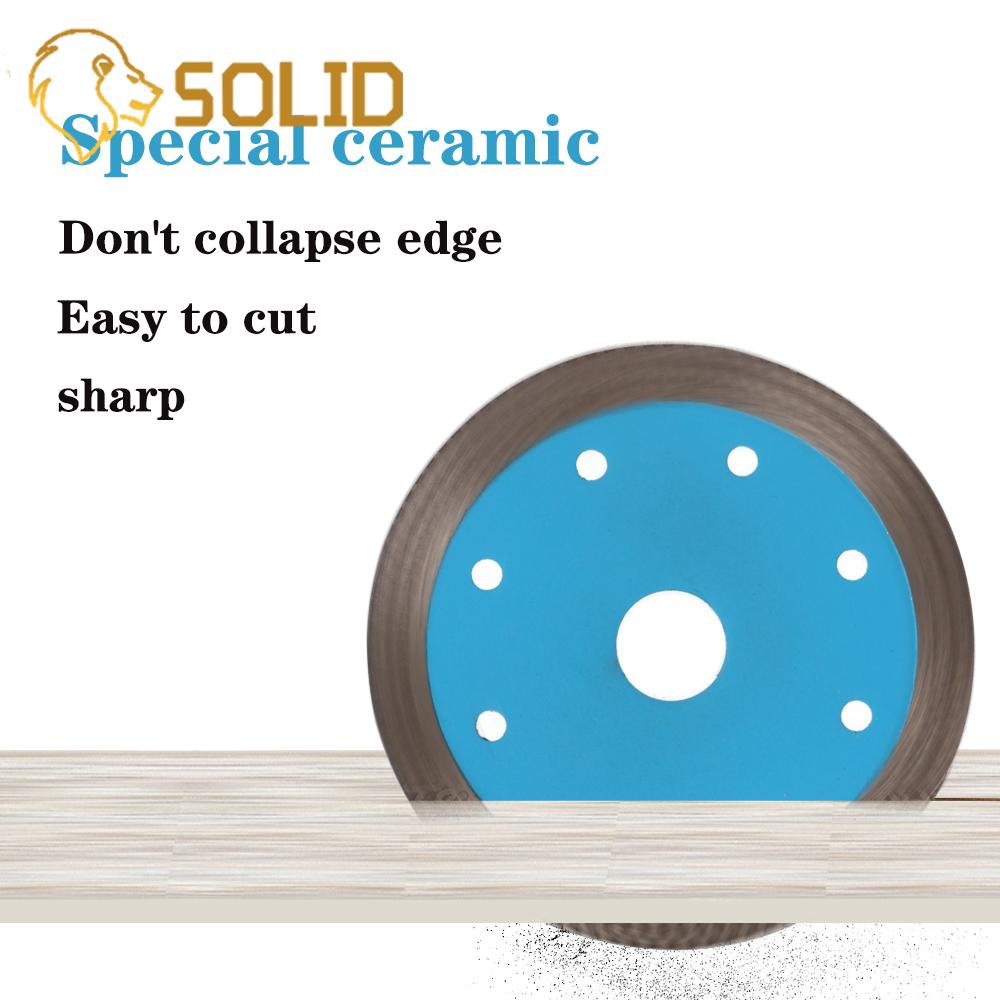 110mm Turbo Thin Diamond Cutting Blade Disc Wheel Angle Grinder Tile Ceramic For Cutting Porcelain Ceramic Tile