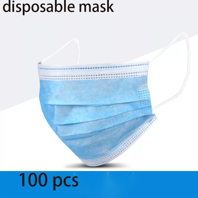 Mouth Mask Men Women Cotton Anti Dust Mask Mouth Mask Windproof Mouth-muffle Bacteria Proof Flu disposable face mask mascarillas
