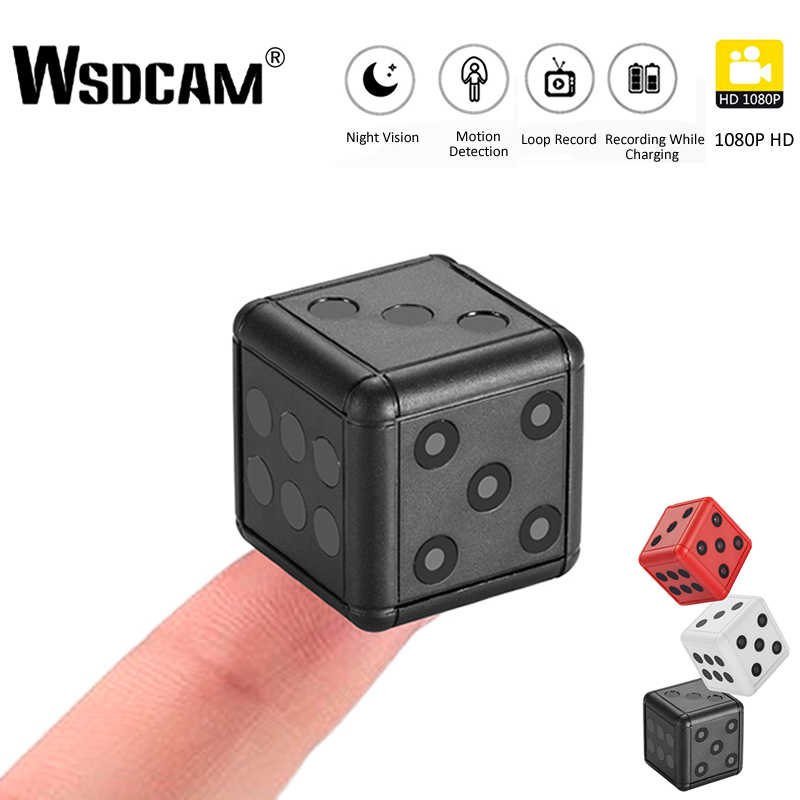 Wsdcam SQ16 HD Mini Kamera IP Kleine Cam 1080P Sensor Nachtsicht Camcorder Micro video Kamera DVR DV Motion recorder Camcorder