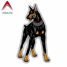 Aliauto Doberman Pinscher Breed Dog Pet Car Sticker Waterpro