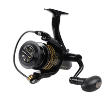 XENOS III HP Spinning fishing reels Saltwater Wheel 6+1BB Gear Ratio 5.1:1/5.0:1 Anti-corrosion Stainless steel bearing Coils
