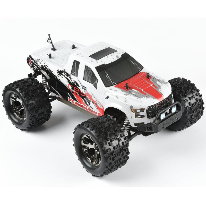 RCtown FS Racing FS53815 RC Car 1:10 2.4GH 4WD Brushed Off Road RTR Truck Kid Toy