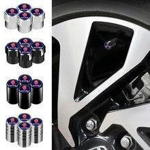 Колпачки для шин SAAB 9-3 9-5 93 9000 900 9-7 600 99 9-X Turbo, 4 шт./лот, автостайлинг