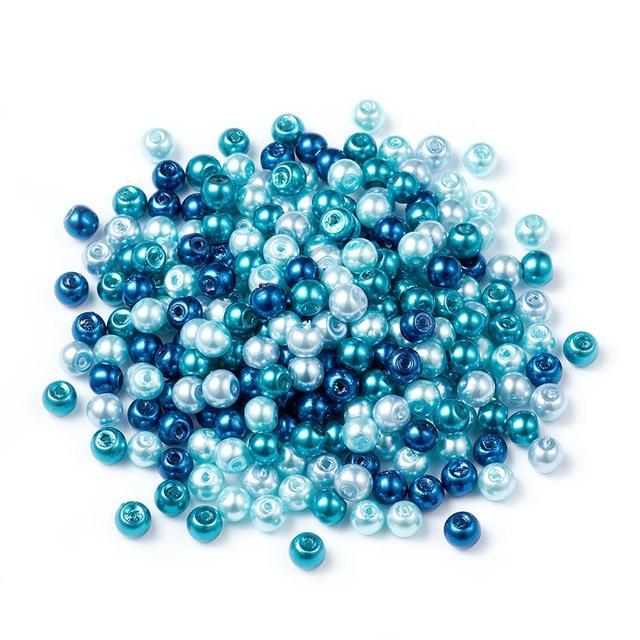 16 X grande agujero perlas acrílico corazón 8 colores Mix bead perla encanto 5 mm agujero Paracord