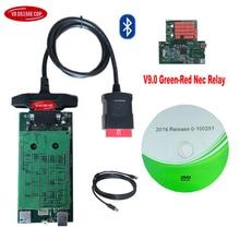 VD DS 150E CDP 2018 nuevo Software 2016 R0 en CD por delphis con bluetooth coche camión vd tcs cdp pro obd obd2 escáner herramienta