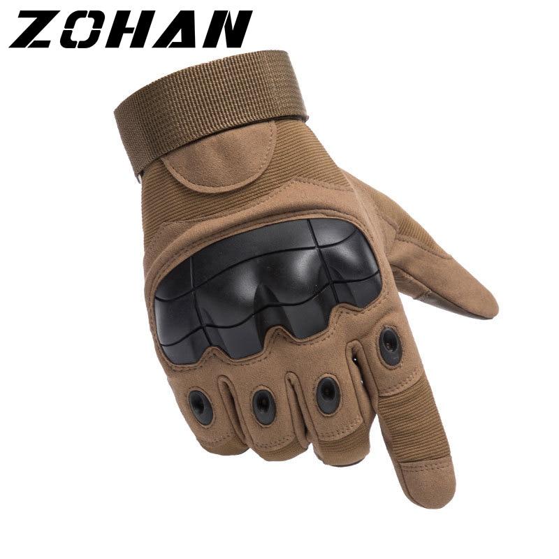 Перчатки мужские тактические, Военные боевые митенки в стиле милитари, для охоты, для работы на открытом воздухе, с сенсорным экраном, для ст...