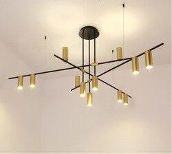 Nowoczesne wiszące lampy sufitowe lampy wiszące liny restauracja sypialnia hanglamp w Wiszące lampki od Lampy i oświetlenie na