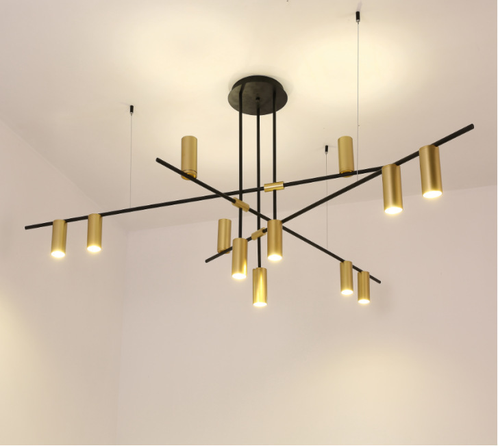 Modern  Hanging Ceiling Lamps Pendant Lights Rope  Restaurant  Bedroom Hanglamp