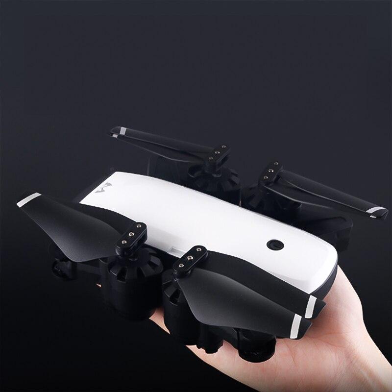 Интеллектуальный складной Дрон широкоугольный HD камера Квадрокоптер давление воздуха парящий полет 18 минут длительный срок службы батареи RC вертолет VR - 3