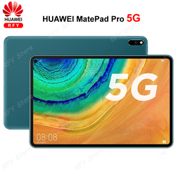 Оригинальный Планшет HUAWEI MatePad Pro 5G 10,8 дюймов с восьмиядерным процессором Kirin 990 5G, Android 10,0, 8 ГБ ОЗУ 256 ГБ/512 Гб ПЗУ