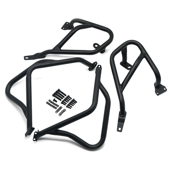 MTKRACING For Versys650 Kle650 15-19 2016 2017 2018 Motorcycle accessories Engine bumper Crash bar Protection frame
