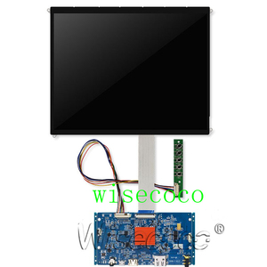 Image 3 - 9.7 אינץ 2K 2048*1536 LP097QX1 SPA1 IPS רשתית צג מסך LCD מודול מגע לוח בקרת לוח עבור פטל