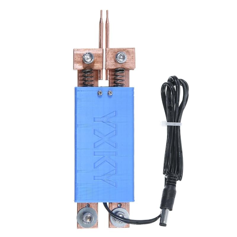 New Spot Welder Integrated Hand-held Spot Welding Pen Spot Welder Automatic Trigger Home Tool For 18650 Batteries Spot Welder
