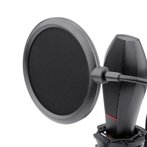 Image 3 - Redragon GM200 Quasar2 Omni USB Condenser Recording Microphone Tripod For Computer Cardioid Studio Recording Vocals Voice Over