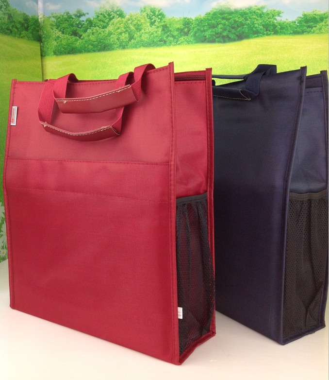 A3 Large Size Waterproof Oxford Fabric Bag Handbag A4 File Holder Book Bag Art Class Canvas Bag Portable Shoulder Bag Bag