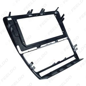 "Image 2 - FEELDO Car Stereo Radio for Skoda Octavia 04 14 Big Screen 10.1"" Fascia Frame Adapter 2Din DVD Player Panel Dash Frame Kit"