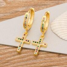 Drop-Earrings New-Arrival Wedding-Accessories Trendy Jewelry Gift Elegant Women Copper