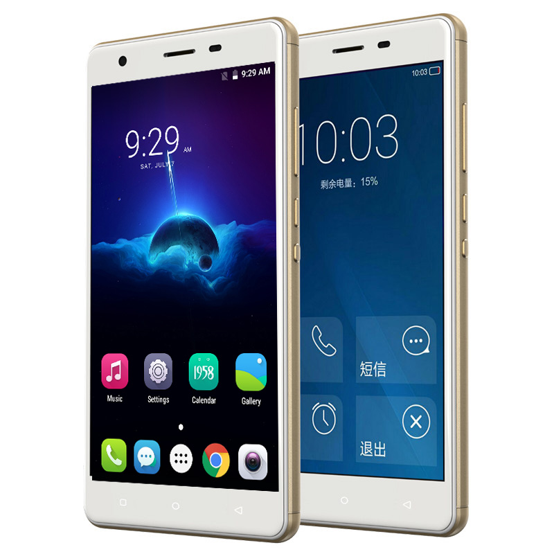 Hot sales 5 inch S07 3G/4G Smartphone Android 6.0 MTK6737 2G+16G Touching Screen Dual SIM Bluetooth WIFI Micro USB 2 Cameras 3