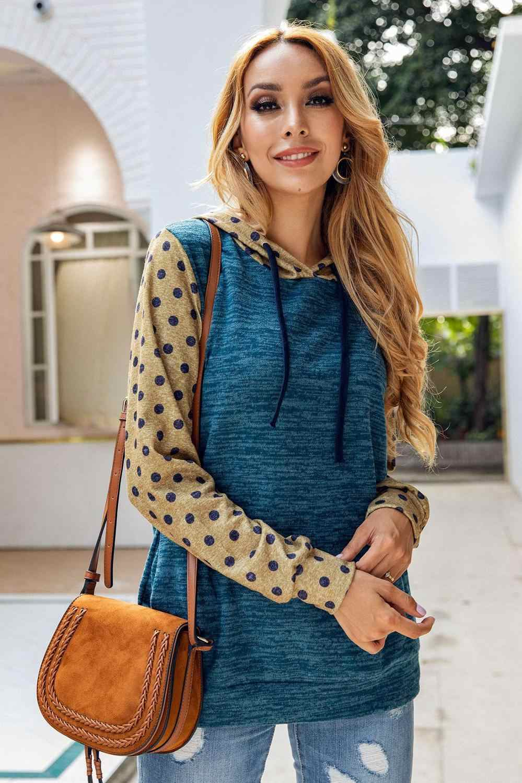 ホット販売 2019 秋冬セクシーなヒョウポケットロンパースブラウス女性のファッション長袖ひもスプライス新トレーナー