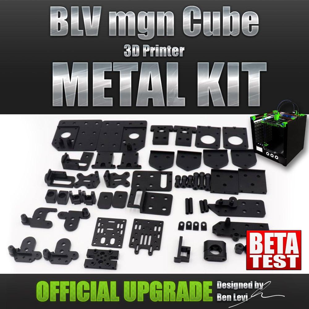 Blurolls BLV MGN Cube 3d Printer All meatal Upgrade Kit Designed By Ben Levi BLV CNC Aluminum Alloy Metal Mount Bracket|3D Printer Parts & Accessories|   - AliExpress