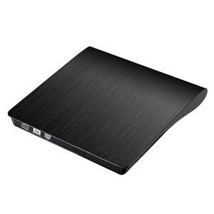 USB3.0 External CD DVD Player Burner Drive Laptop Notebook PC Computer Replacement for MacBook