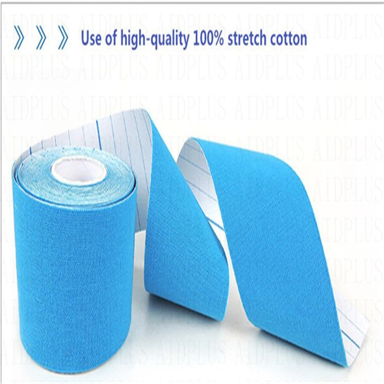 Kinesiology Tape Elastic Sports Muscle Paste Kinesio Taping Adhesive Tape Kinesio Taping 7.5, 10 Cm