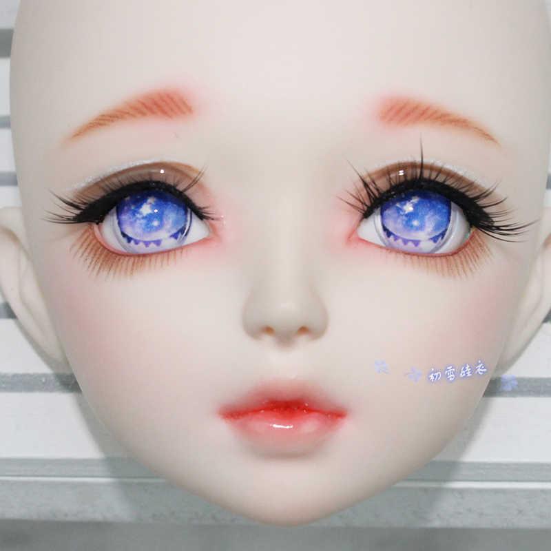 Estartek カスタマイズ 1/6 1/4 1/3 アクリルマーメイドアニメ Bjd SD DD ドルフィー夢の人形アクションフィギュア DIY 16 20 22 24 ミリメートル