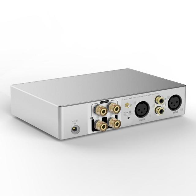 SMSL DA-8S DA8S NJW1194 Desktop High Performance Digital Power Amplifier Full Balanced Design Support RCA/XLR/BT Input 4