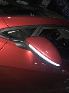Image 4 - Vw Golf 7 GTI7 MK7 R MK7.5 TouranL Led yan ışık dinamik torna Blinker sİnyal lambası Golf 7 kristal dönme sinyali ışık