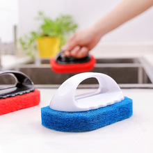 Strong Decontamination Kitchen Cleaning Brush Magic Sponge Tiles Bath Clean Tools