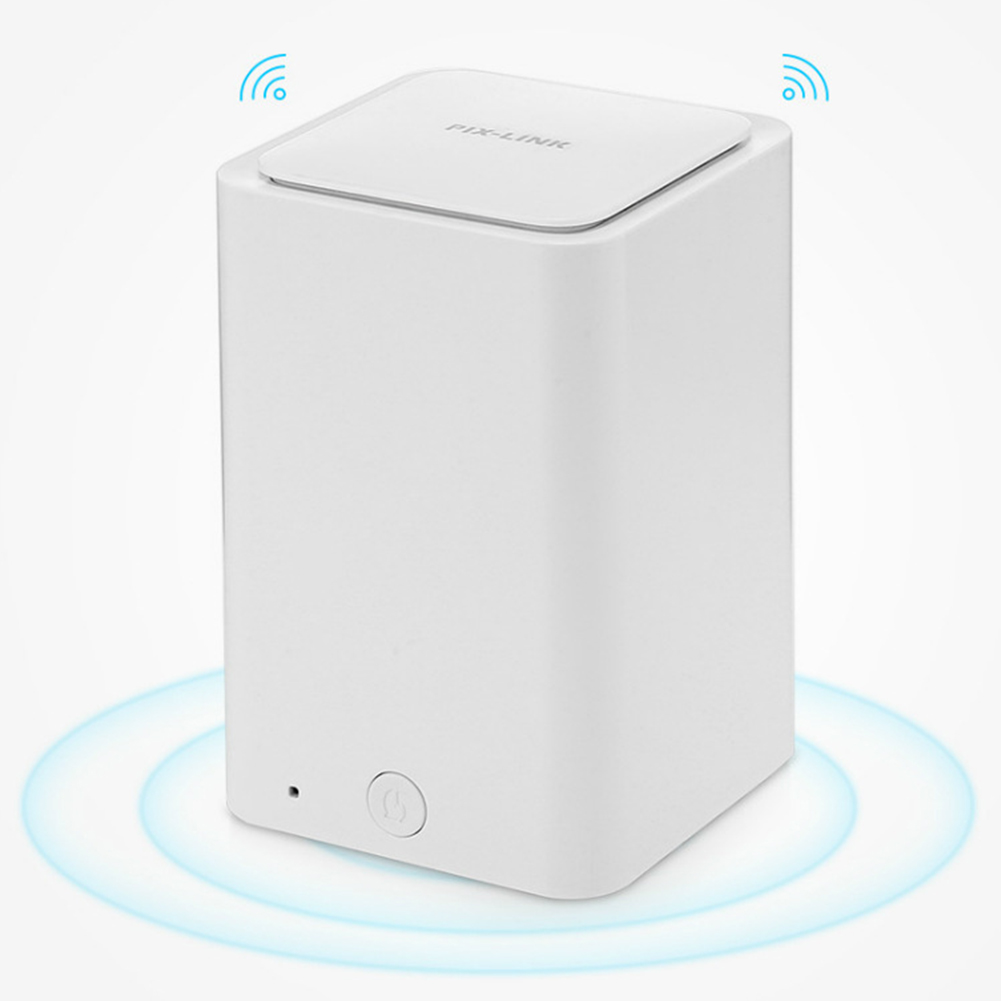 WR11 WIFI Amplifier Plug And Play Home Universal Network Mini Router 300M 2.4GHz Wireless Repeater Signal Booster Range Extender