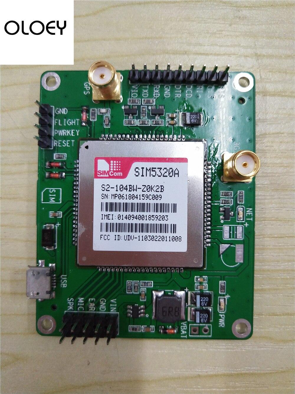 SIM5320A Development Boards