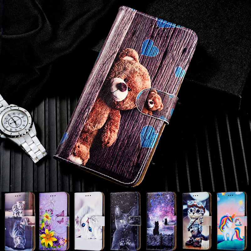 For <font><b>Lenovo</b></font> Vibe <font><b>C2</b></font> k10a40 <font><b>Case</b></font> Flip Wallet Cover For <font><b>Lenovo</b></font> <font><b>C2</b></font> Power TPU Coque <font><b>Case</b></font> For <font><b>Lenovo</b></font> Vibe <font><b>C2</b></font> Cover Fundas Capa Hoesje image