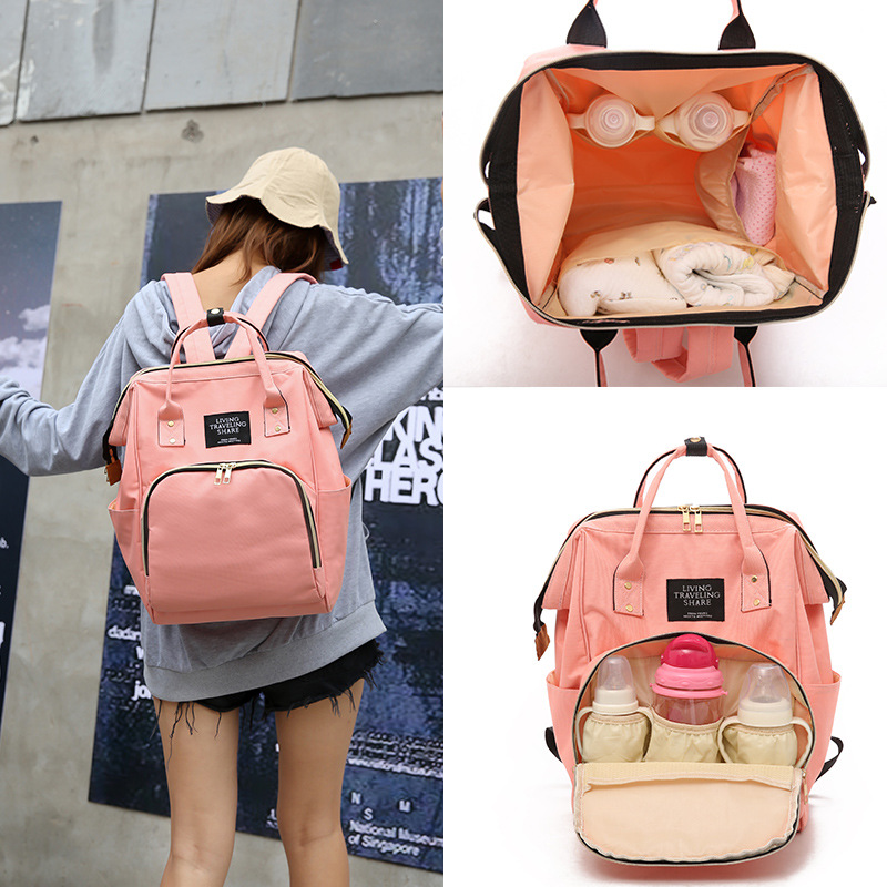 2019 New Style Backpack Multi-functional Mummy Bag Large Capacity MOTHER'S Bag Fashion Backpack