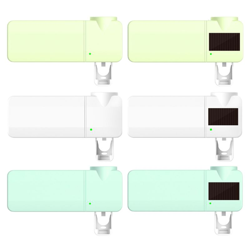 USB Charge UV Light Toothbrush Sanitizer Holder Automatic Toothpaste Dispenser image