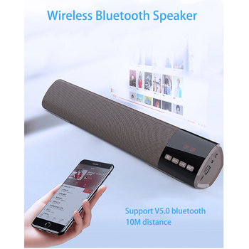 5.0 Bluetooth Speaker 3D Stereo Music Surround 1