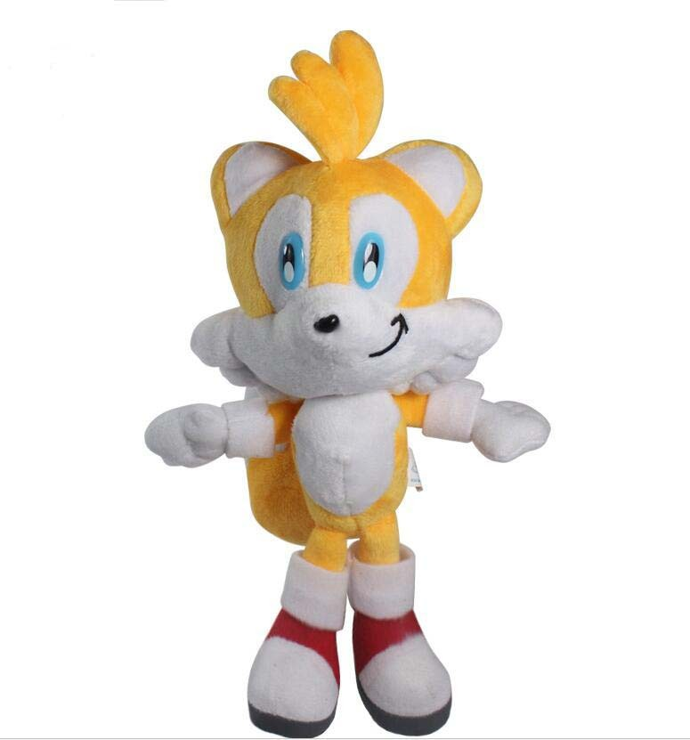 the Hedgehog 27cm Yellow Ultimate Flash Hedgehog Cute Game C…