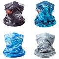 Bassdash UPF 50 + защита от УФ излучения, рыболовный шейный шарф, многофункциональный головной убор, защита от солнца для активного отдыха