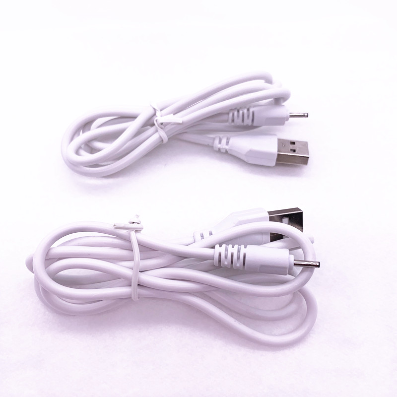 2pcs USB Charger Cable For Nokia C5-00 C5-01 C5-02 C5-03  C5-04 C5-04 C5-06 C5-07 C3 C2 C1 C7 -WHITE