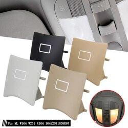 4 kolory szyberdach okno ABS przycisk oświetlenie dachowe przełącznik panelu sterowania zamiennik dla Mercedes Benz W164 W251 w Przełączniki i przekaźniki samochodowe od Samochody i motocykle na
