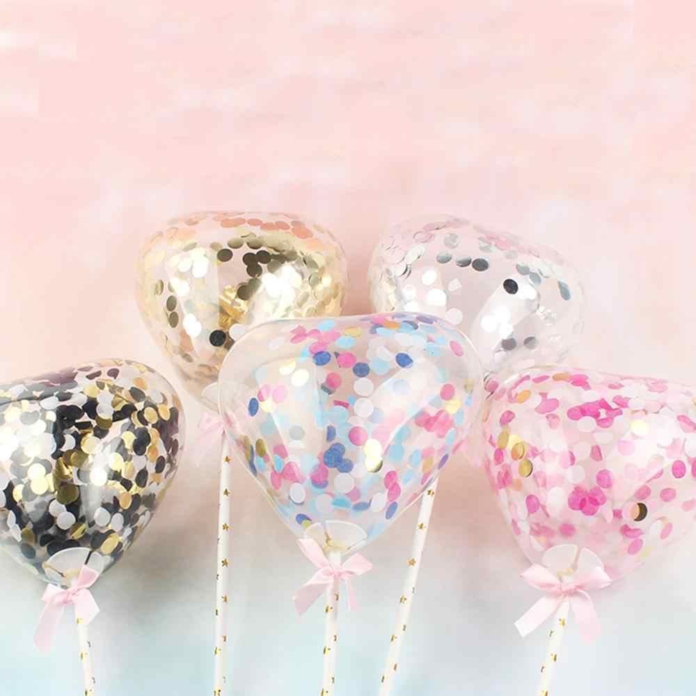 24 قطعة الكلب دوريات الخبز كعكة القبعات العالية إدراج أعلام الطفل حفلة عيد ميلاد لوازم البالونات القلب كعكة أدوات الديكور