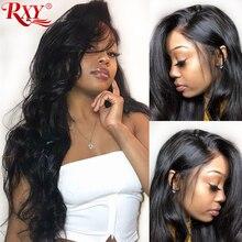 250 Dichtheid Lace Front Human Hair Pruiken Voor Vrouwen 360 Kant Frontale Pruik Body Wave Pruik Rxy Remy Lace Front sluiting Pruik Humain Haar