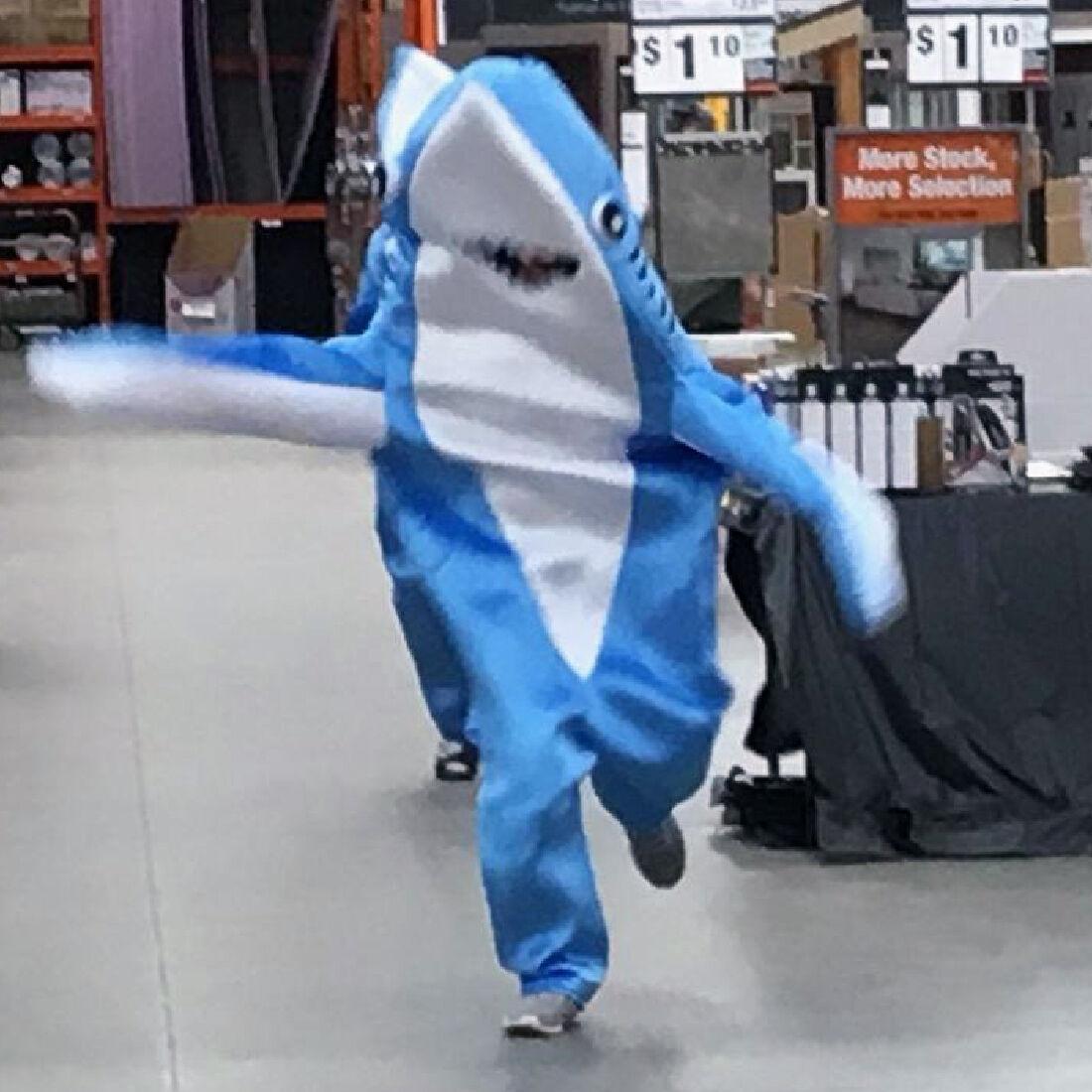 Nouvelle baleine requin mascotte Costume Cosplay adulte taille combinaison Halloween fête robe anniversaire dessin animé personnage mascotte Costume cadeau