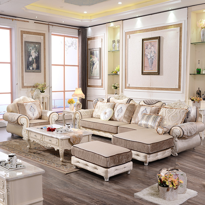 lounge+3 seat /lot 2019 luxury cheap sofa for living room furniture CE- N-223