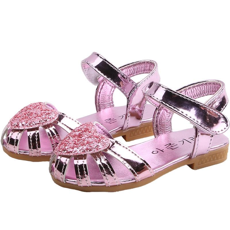 Skoex New Girls Sandals Princess Shoes