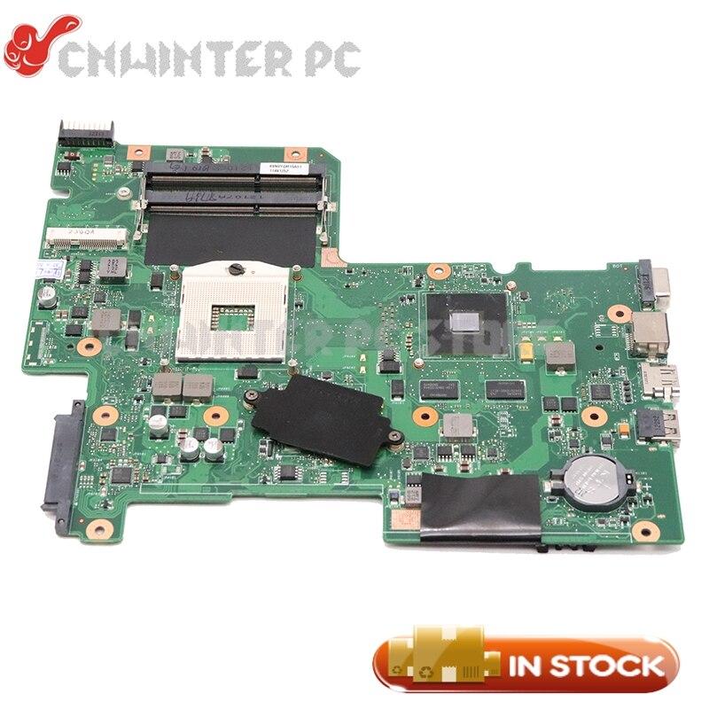NOKOTION Laptop Motherboard For Acer Aspire 7739 7739G 7739Z MAIN BOARD NBM1R11001 PN08N1-0NX3J00 AIC70 HM55 DDR3 GT610M