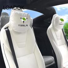 Новинка 2021 дышащая подушка для шеи на подголовник автомобильного