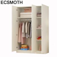 Mobilya Quarto Slaapkamer Meuble Rangement Clothing Madera Meubel Cabinet Closet Mueble De Dormitorio Bedroom Furniture Wardrobe