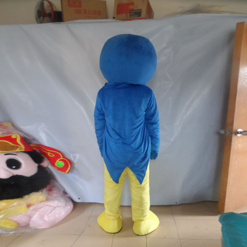 ugly duckling costume mascots adult cosplay costumes in Mascot from Novelty Special Use